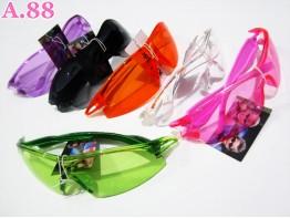 Kacamata Anak Bening / 2 pcs ( A-4224 )