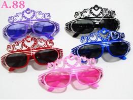 Kacamata Anak Mahkota / 2 pcs ( A-4225 )