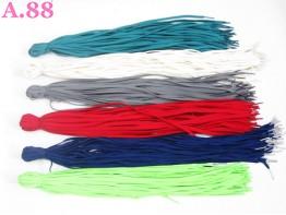 Tali Sepatu Warna Panjang / 1 lusin ( A-5534 )