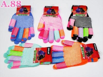 Sarung Tangan Bintik / 6 pasang ( A-7055 )