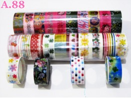 Isolasi Fancy / 10pcs (A-5783)