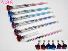 Pulpen Gel Frozen Kristal / lusin ( A-5931 )