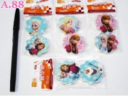 Hapusan Frozen Isi 2 / 8set (A-5941)