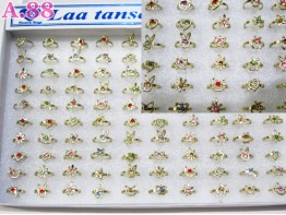 Cincin Anak Emas Isi 100 / box (A-5944)