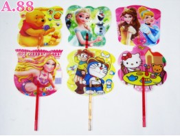 Kipas Pluit Disney / lusin ( A-6009 )