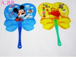 Kipas Pita Disney Besar / lusin ( A-6010 )