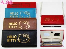 Tas Selempang Kitty / 2 pcs ( A-6017 )