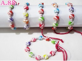 Gelang Kitty Mini / lusin ( A-6090 )
