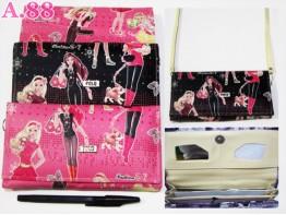 Tas Selempang Barbie  / 2pcs (A-6156)