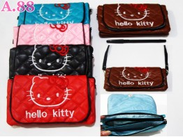 Tas Selempang Kitty Pita / 2 pcs ( A-6173 )