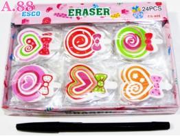 Hapusan Candy / lusin ( A-6341 )