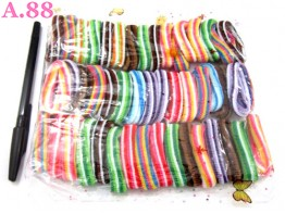 Donut Salur Isi 48  / 1 bungkus ( A-8125 )