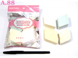 Busa Pembersih Kosmetik / 6 bungkus ( A-8154 )
