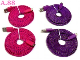 Kabel Data Strika 3 Meter / 2 pcs ( A-8161 )