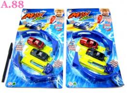 Mobil Kecil Deformable  Racing /2pcs (A-8188)