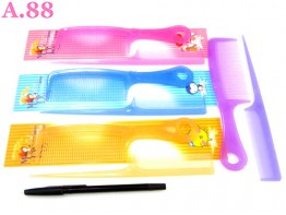 Sisir Set Warna Isi 2 / 10 set ( A-8193 )