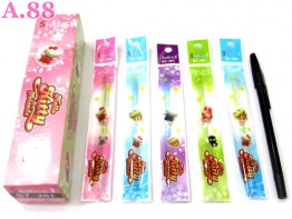 Refill Pulpen Gel Kitty Isi 20 /kotak (A-8240)