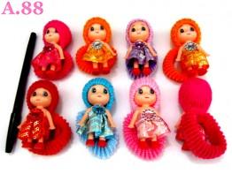 Kuncir Barbie / lusin ( A-8268 )