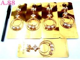 Bros Pita Ring Tiga Lingkaran / 6pcs ( A-8295 )