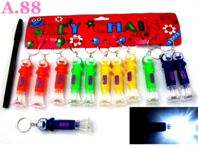 Gantungan Kunci Lampu Doramon Kecil / lusin ( A-8309 )
