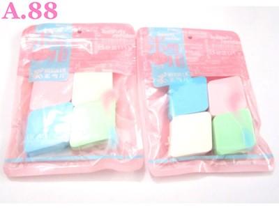 Spon Blender isi 4 pcs / 6 bungkus ( A-8315 )