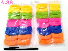 Donut Warna Isi 20 / 1 bungkus ( A-8329 )