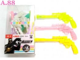 Pulpen Gel Pistol / lusin ( A-8350 )