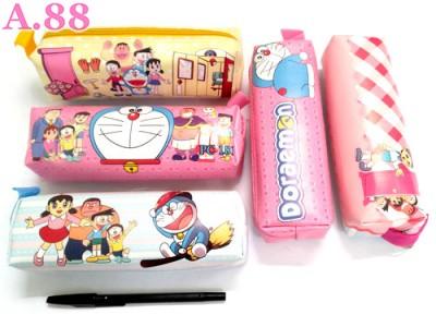 Dompet Pensil Doraemon / 2 pcs ( A-8367 )