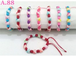 Gelang Kitty / lusin ( A-8421 )