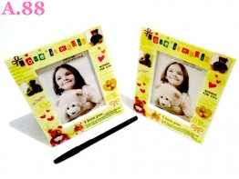 Frame Bear / 2 pcs ( A-8497 )