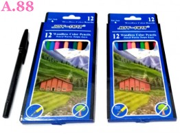 Pensil Warna Joyart / 2 pcs ( A-8500 )