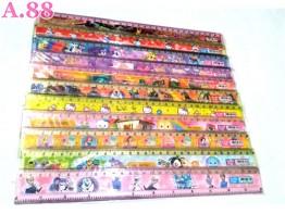 Garisan Kartun 30cm / 10 pcs ( A-8513 )