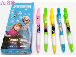 Pensil Mekanik Frozen / lusin ( A-8540 )