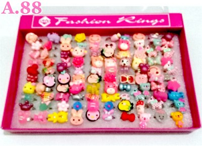 Cincin Anak Fancy Isi 100 /box (A-8571)