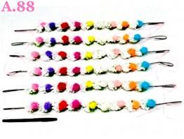 Bando Kawat Delapan Rose Putik /lusin (A-8578)