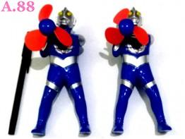 Ultraman Kipas /2pcs (A-8583)
