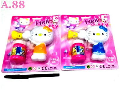 Buble Kitty /2pcs (A-8584)