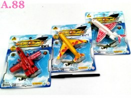 Pesawat Boeing Airlines / 2pcs (A-8616)