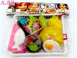 Food Court Set / 2set  ( A-8619 )