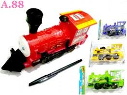 Kereta Api  Thomas / 2 pcs ( A-8639 )