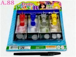 Mainan Uang Kasir / 2 set ( A-8641 )