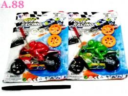 Motor Racing / 2 pcs ( A-8642 )