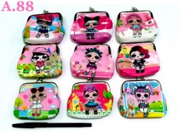 Dompet Koin LOL /lusin A-8724)