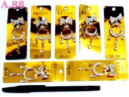 Bros Ring Mata/lusin A-8697)