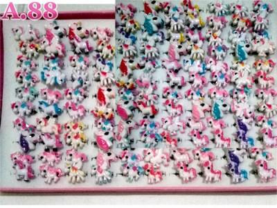 Cincin Unicorn Isi 100 /box (A-8723)