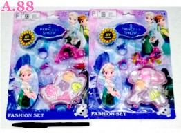 Makeup Frozen Set / 2set (A-8774)