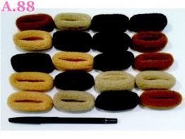 Donut Coklat Isi 20 / 1 bungkus ( A-8811 )