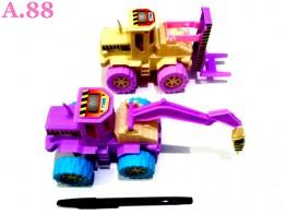 Mobil Konstruksi /2pcs (A-8832)
