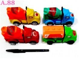 Mobil Pasir Bensin/2pcs (A-8833)