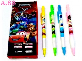 Pensil Mekanik Cars /lusin (A-8837)
